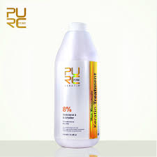 <b>PURC</b> Brazilian <b>keratin</b> hair treatment <b>formalin 8</b>% 1000ml hot sale ...