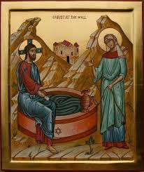 Resultado de imagem para imagem do evangelho da samaritana - site católico