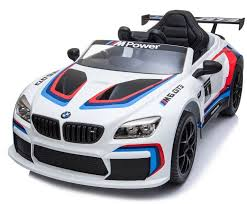 Купить детский <b>электромобиль</b> Chi Lok Bo <b>BMW M6 GT3</b> (белый ...