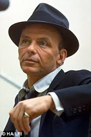 Icon: in his 1950s heyday, Frank Sinatra could have any woman he wanted - article-1325443-05F62B3C000005DC-936_233x352