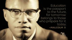 malcolm x on the passport to the future the best schools malcolm x the passport to the future ldquo