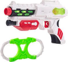 Игровой набор <b>Fun Red</b>: <b>бластер</b>, <b>наручники</b>, со звуковыми и ...