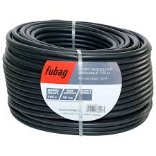 <b>Шланг</b> в бухте маслостойкий резиновый <b>Fubag 10 x 15</b> мм 100 м ...