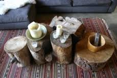 tree trunk coffee tables 40 rustic home decor ideas you can build yourself awesome tree trunk table 1