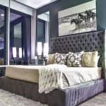 mirrored bedroom furniture glamorous added drama mirrored bedroom furniture