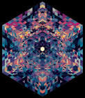 Images & Illustrations of kaleidoscopic