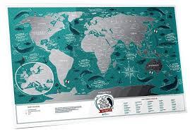 <b>1DEA</b>.<b>me Скретч Карта Мира</b> Marine — купить по выгодной цене ...