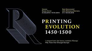 <b>Printing</b> R-Evolution exhibition at the Correr Museum in Venice ...