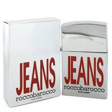 <b>ROCCOBAROCCO Silver Jeans</b> by Roccobarocco Eau De Toilette ...