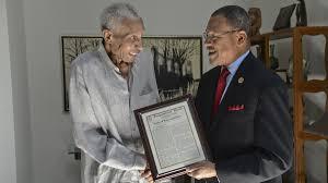 first african american marine aviator frank petersen dies at