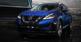 2019 Nissan <b>Murano</b> wears a <b>new</b> face at the LA Auto Show ...