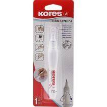 <b>Ручка</b>-<b>корректор</b> Kores Tri Pen с металлическим наконечником 8 ...
