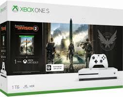 Игровая <b>приставка Microsoft Xbox</b> One S 1Tb + Tom Clancy's The ...