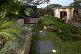 awesome modern landscape design ideas from rolling stone landscapes home design decoration ideas awesome modern landscape lighting design