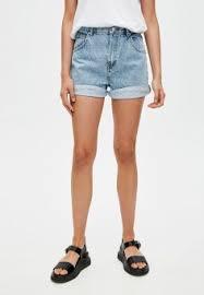 Женские джинсовые <b>шорты</b> — купить в интернет-магазине Ламода