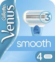 <b>Gillette Venus</b> Сменные <b>кассеты</b> для бритья, <b>4 шт</b> — купить в ...