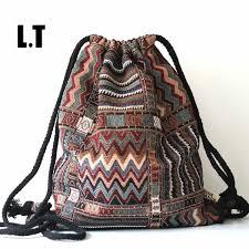 Wholesale <b>2017 Women Vintage</b> Backpack Female Gypsy ...