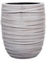 <b>Кашпо Capi</b> nature <b>vase elegant</b> high ii loop ivory D15 H17 см ...