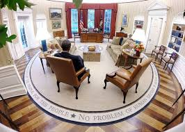 president barack obama in his redecorated oval office photo credit the white house amazoncom white house oval office