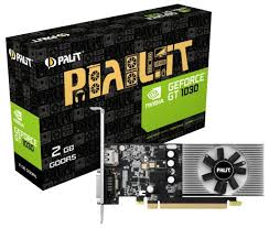 <b>Видеокарта Palit GeForce GT</b> 1030 1227MHz PCI-E ... — купить по ...