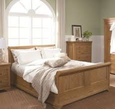 bedroom furniture sets washed queen sleigh
