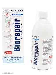 <b>Ополаскиватель для полости</b> рта action mouthwash <b>BIOREPAIR</b> ...