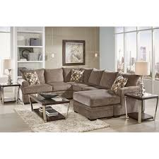 Rent to Own Woodhaven <b>7</b>-<b>Piece</b> Kimberly Sectional Living Room ...