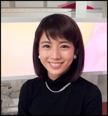 黒い服の田中萌