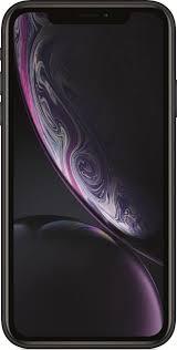 Мобильный <b>телефон Apple iPhone</b> XR 64GB (черный)
