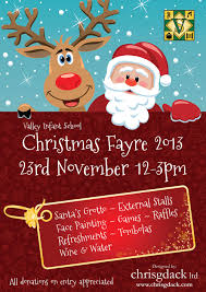 designs for annual holiday fair google search type~typography poster designed for valley infant school s christmas fayre 2013 held in solihull bizitalk