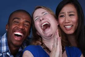 humor people laughing