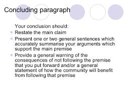 argumentative essay conclusion example concluding an argumentative examples of conclusion paragraphs for persuasive essays