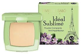 Купить <b>Vivienne Sabo компактная пудра</b> Ideal Sublime тон А3 по ...