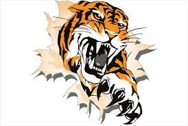 Image result for tiger clipart