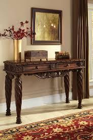 furniture t north shore: bedroompretty signature design ashley north shore sofa table dark galveston mestler furniture woodboro desk