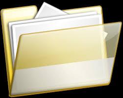 Resultado de imagem para pasta de documentos