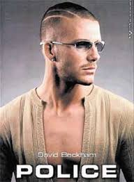 David Beckham. Evans has previously described how his road to acting – and now fashion industry – success started with a possible career in singing. - david-beckham-644647774