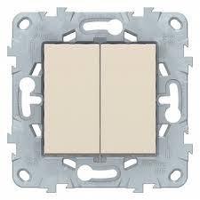 <b>NU521144</b> – <b>Выключатель</b> 2-клавишный <b>Schneider Electric</b> ...