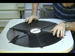 air conditioner fan replacement.wmv - YouTube