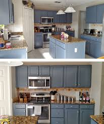 Grey Stained Kitchen Cabinets Gray General Finishes Design Center