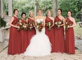 ideas burnt orange: burnt orange dresses weddingchicks more  burnt orange dresses weddingchicks more