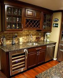 1 pk like the fridge below and wine storage above photos home bars and attractive home bar decor 1