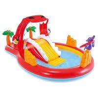 <b>Игровой центр Intex Happy</b> Dino 57160 — Бассейны — купить по ...