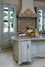 style kitchen accents cabinets nice french style kitchen island love the shape of the granite top