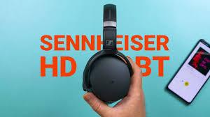 Обзор <b>Sennheiser HD</b> 450BT - <b>наушники</b> с активным ...