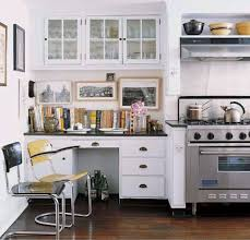 Desk And Cabinet In A Kitchen Nook  Kitchen Pinterest Desks Offices In  V