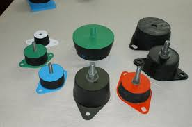 anti vibration mountings for vehicles
