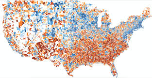 2018 DCI Map - National Congressional Districts Map - Economic ...