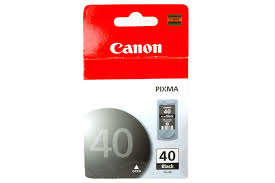 <b>Canon PG-40</b> Black Ink Cartridge | Canon Online Store|Canon ...