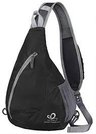 Waterfly Sling Chest Backpacks <b>Bags</b> Crossbody <b>Shoulder Triangle</b> ...